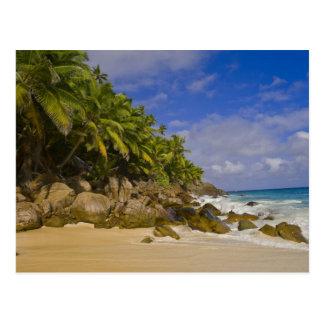 Anse Victorin Beach 4 Postcard