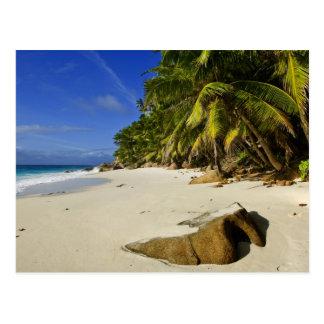 Anse Victorin Beach Postcard