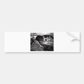 Ansel Adams Arizona Canyon Bumper Stickers