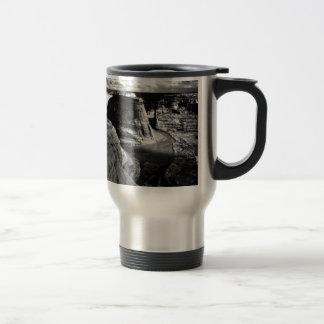 Ansel Adams Arizona Canyon Travel Mug