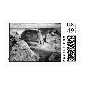 Ansel Adams Scenic Postage Stamp