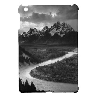 Ansel Adams The Tetons and the Snake River iPad Mini Case