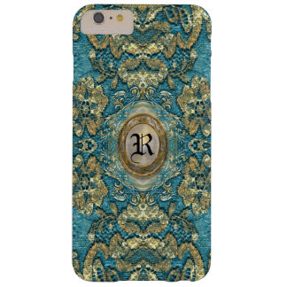 Ansel Corin Lace Victorian  Monogram Featherlight Barely There iPhone 6 Plus Case