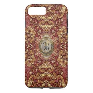 Ansel Darcy Lace Victorian Monogram iPhone 8 Plus/7 Plus Case