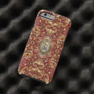 Ansel Darcy Lace Victorian  Monogram Tough iPhone 6 Case
