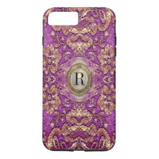 Ansel Fion Lace Victorian 6/6s Monogram iPhone 8 Plus/7 Plus Case