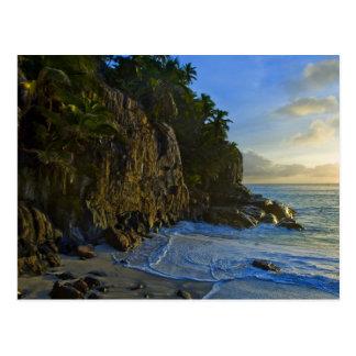 Ansi Victorin Beach 2 Postcard