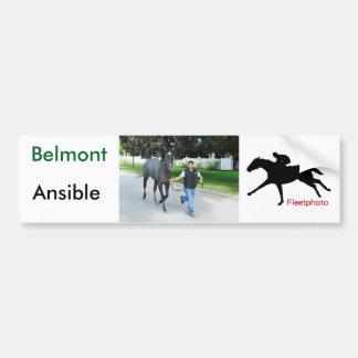 Ansible Bumper Sticker