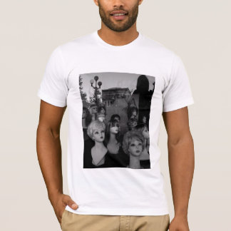 Ansley Rhodes' Talking Heads T-Shirt