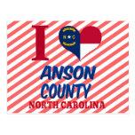 Anson County, North Carolina Post Cards