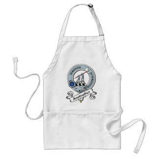 Anstruther Clan Badge Apron