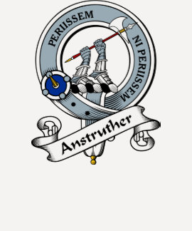 Anstruther Clan Badge Tshirts
