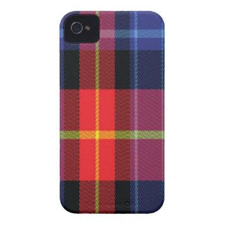 Anstruther Scottish Crest and Tartan iPhone4 Case