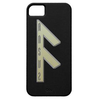 Ansuz Rune gold iPhone SE/5/5s Case