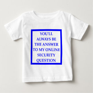 ANSWER BABY T-Shirt