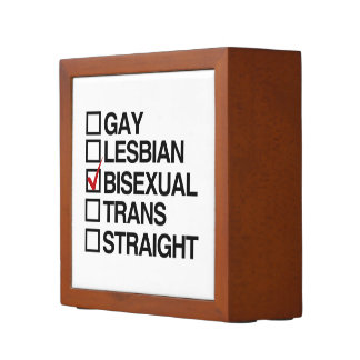 ANSWER BISEXUAL -.png Pencil Holder