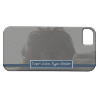 Answer the Call of Pet Adoption iPhone SE/5/5s Case