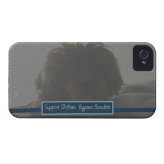 Answer the Call to Support Pet Adoption iPhone 4 Case-Mate Case