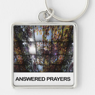 Answered Prayers Keychain