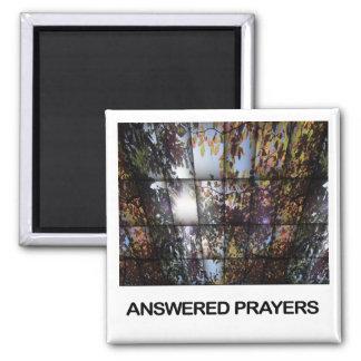 Answered Prayers Magnet