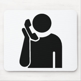 Answering Service Mouse Pad
