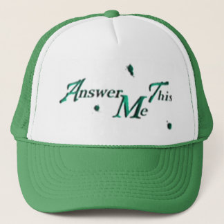 answermethis trucker hat