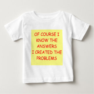 ANSWERS BABY T-Shirt