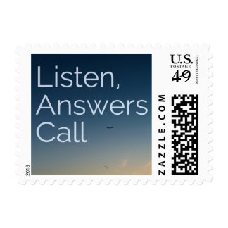 Answers Call Stamp