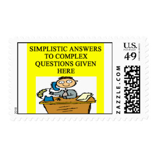 ANSWERS STAMP