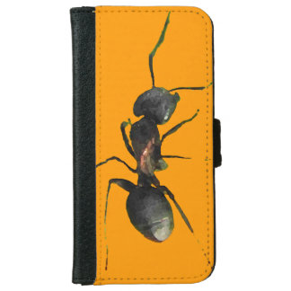 Ant Abstract iPhone 6 Wallet Case