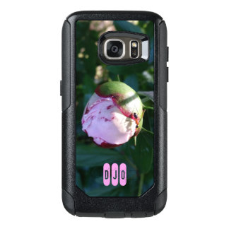 Ant And Shadow on Pink Flower Bud OtterBox Samsung Galaxy S7 Case