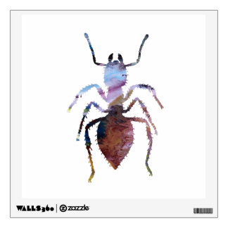 Ant art wall decal