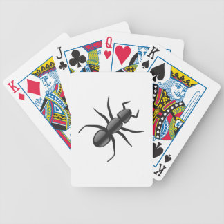 Ant Bicycle Playing Cards