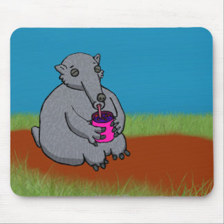 Ant Eater Antnog Mouse Pad