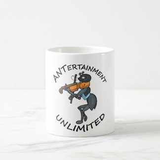ANT Entertainment Unlimited, playing Fiddle Coffee Mug