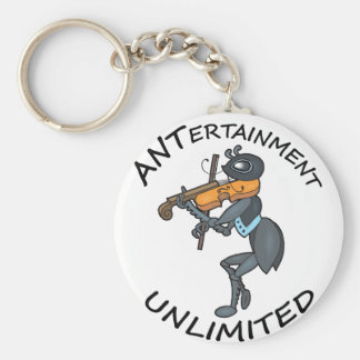 ANT Entertainment Unlimited, playing Fiddle Keychain