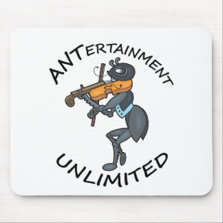 ANT Entertainment Unlimited, playing Fiddle Mouse Pad