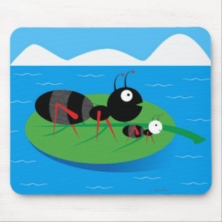 Ant Family Adventures Mouse Pad