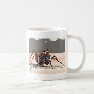 ant i coffee mug