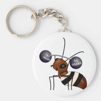 Ant lifting keychain