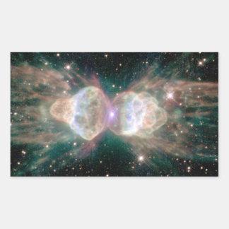 Ant Nebula Mz3 Rectangular Sticker