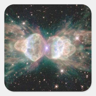 Ant Nebula Mz3 Square Sticker