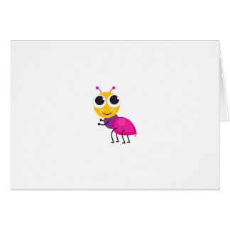 Ant Notecard