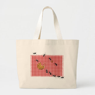 Ant Picnic Canvas Bags