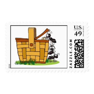 Ant Picnic Basket Postage