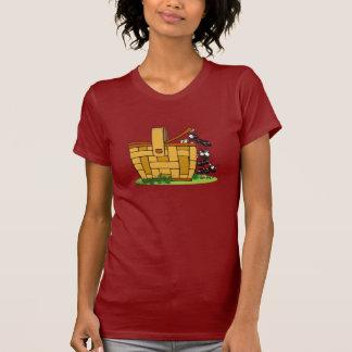 Ant Picnic Basket Shirt