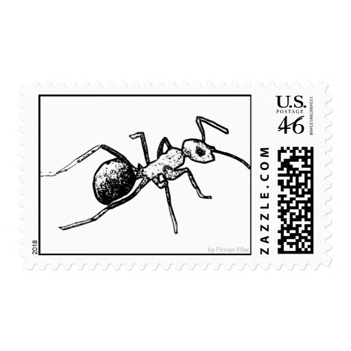 Ant Postage
