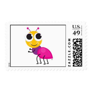 Ant Postcard Stamp