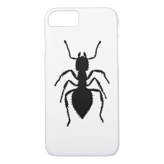 Ant Silhouette iPhone 8/7 Case