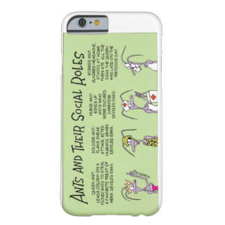 Ant social roles barely there iPhone 6 case